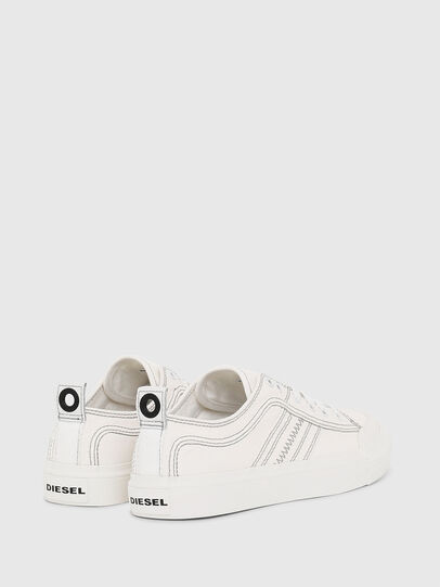 Diesel - S-ASTICO LOW LACE W, Blanco - Sneakers - Image 3