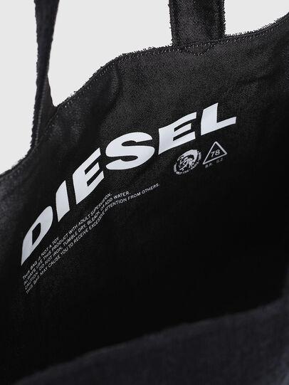 Diesel - D-THISBAG SHOPPER L, Negro - Bolsos Shopper y Al Hombro - Image 4