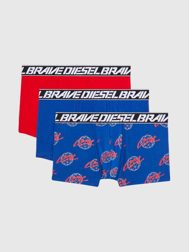 UMBX-DAMIENTHREEPACK, Azul/Rojo - Boxers