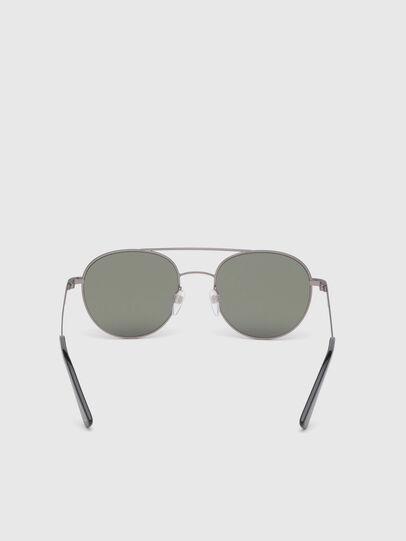 Diesel - DL0286, Beige Oscuro - Gafas de sol - Image 4