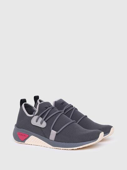 Diesel - S-KB SLE W, Gris - Sneakers - Image 2