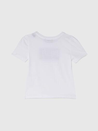 Diesel - TRIDGEB-R, Blanco - Camisetas y Tops - Image 2