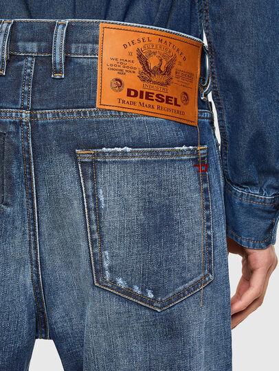 Diesel - D-Vider 009NJ, Azul medio - Vaqueros - Image 4