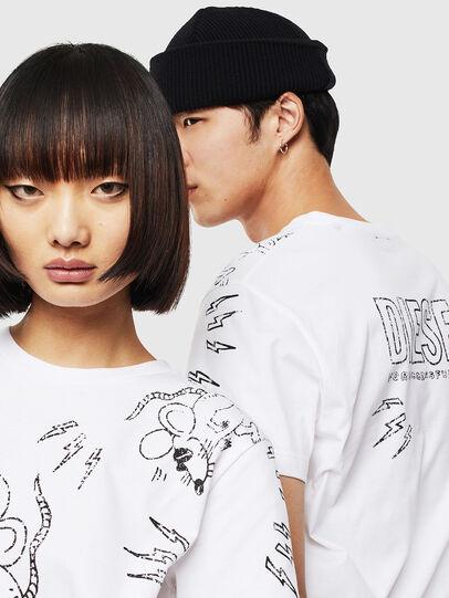 Diesel - CL-T-DIEGO-3,  - Camisetas - Image 4