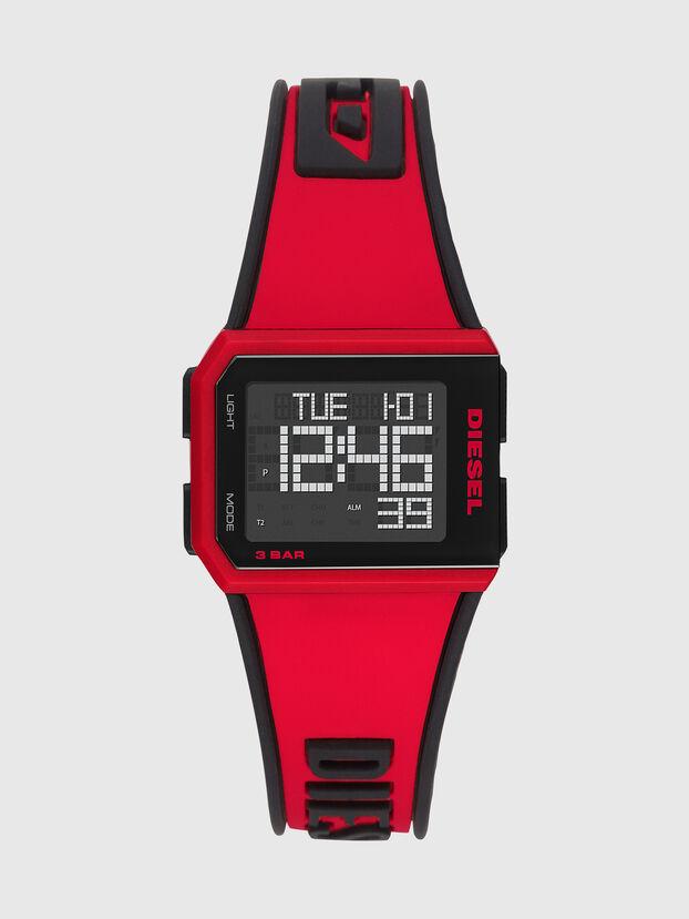 DZ1923, Rojo/Negro - Relojes