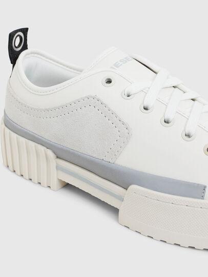 Diesel - S-MERLEY LOW, Blanco - Sneakers - Image 4