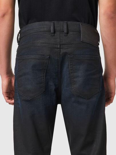 Diesel - D-VIDER JoggJeans® 069XN, Negro/Gris oscuro - Vaqueros - Image 4