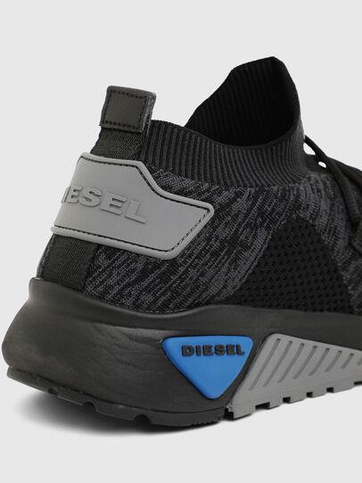 Diesel - S-KB ATHL LACE, Negro - Sneakers - Image 4