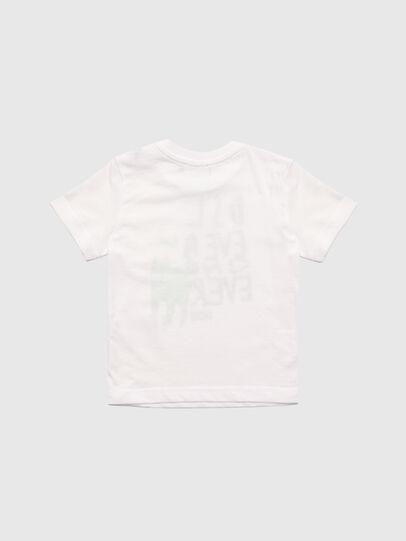 Diesel - TORTUB, Blanco - Camisetas y Tops - Image 2