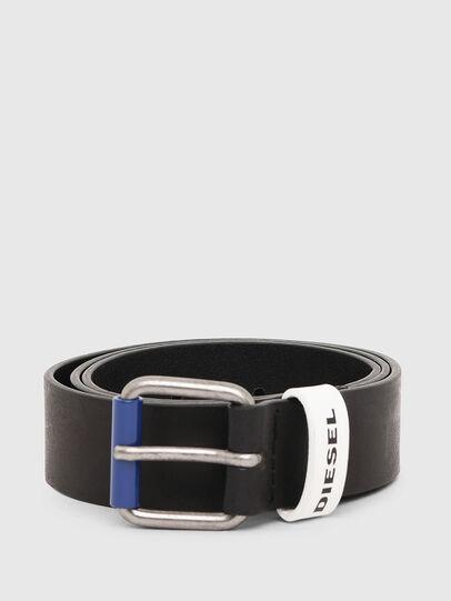 Diesel - BALLY, Negro - Cinturones - Image 1