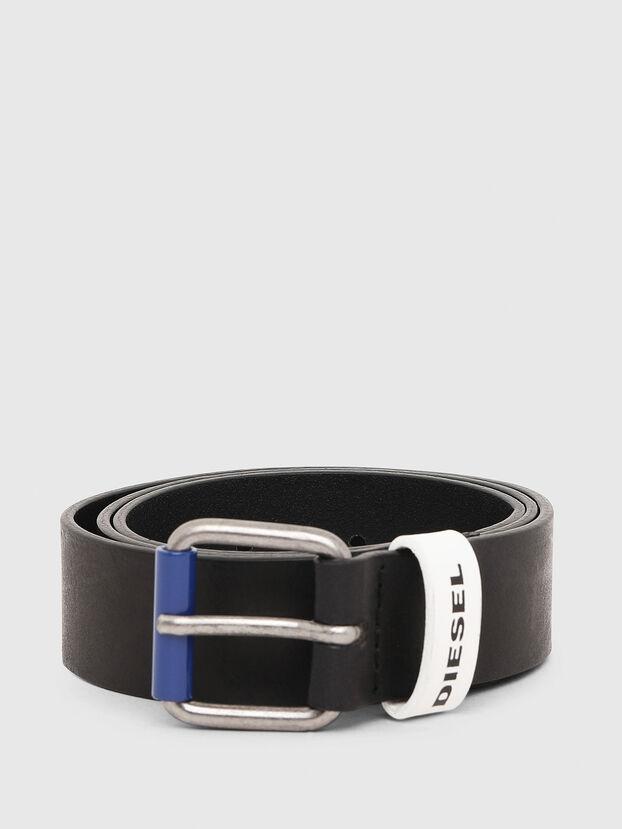 BALLY, Negro - Cinturones