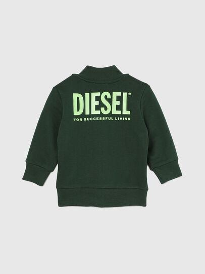 Diesel - SONNYB, Verde - Sudaderas - Image 2