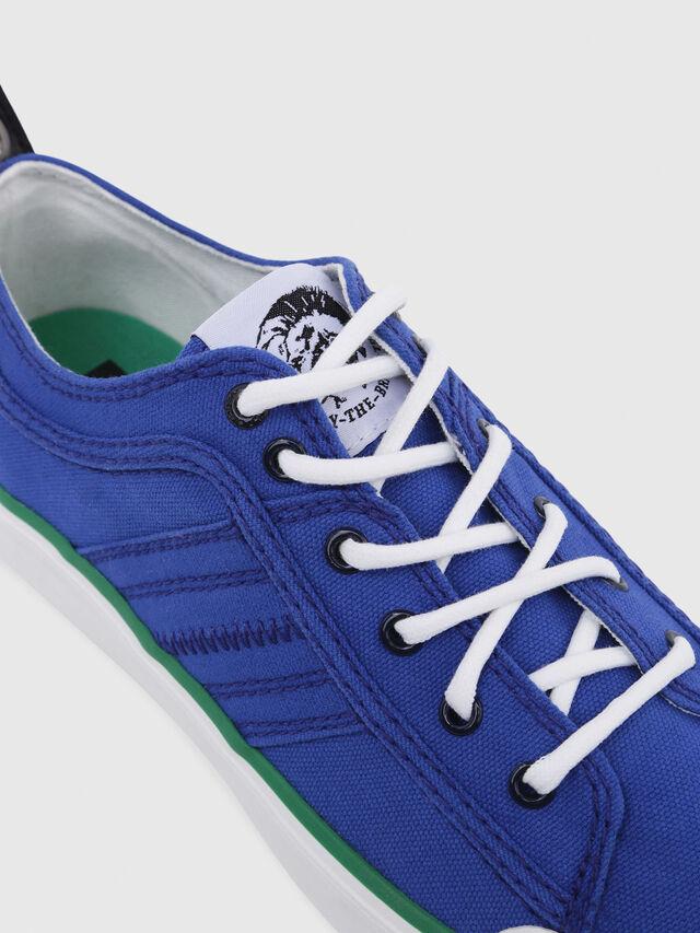 Diesel - S-ASTICO LC LOGO W, Azul Brillante - Sneakers - Image 4