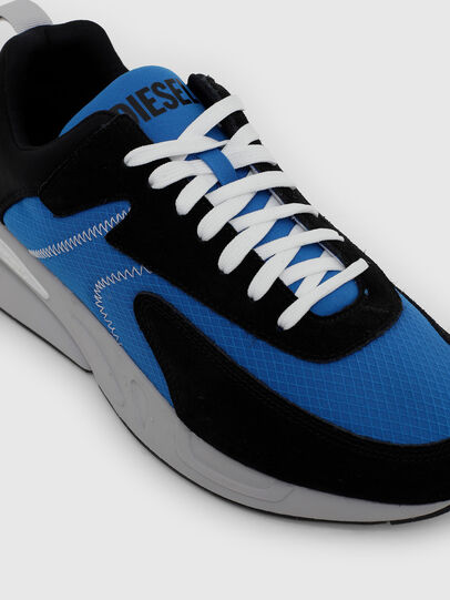 Diesel - S-SERENDIPITY LOW CU, Negro/Azul marino - Sneakers - Image 5