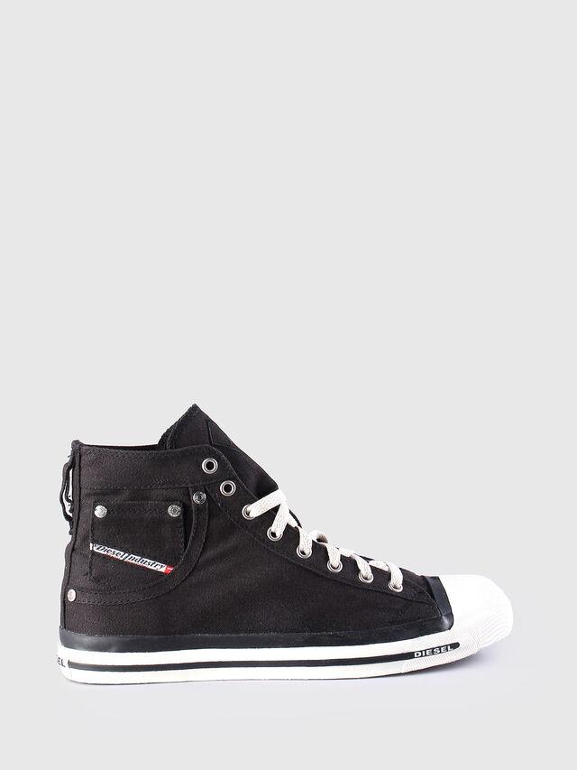 Diesel - EXPOSURE, Negro - Sneakers - Image 1