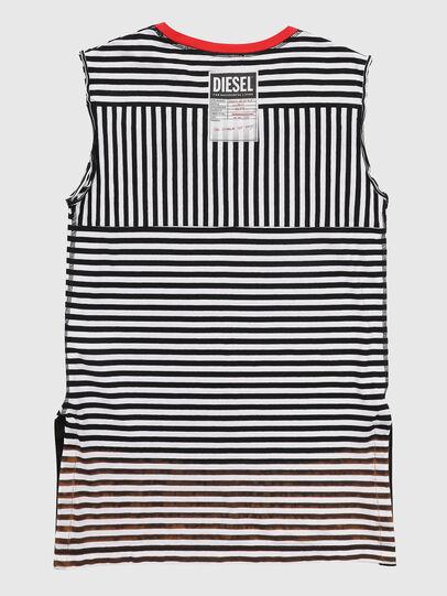 Diesel - TART, Negro/Blanco - Camisetas y Tops - Image 2