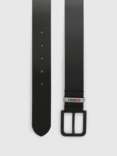 Diesel - B-CASTEL, Negro - Cinturones - Image 3