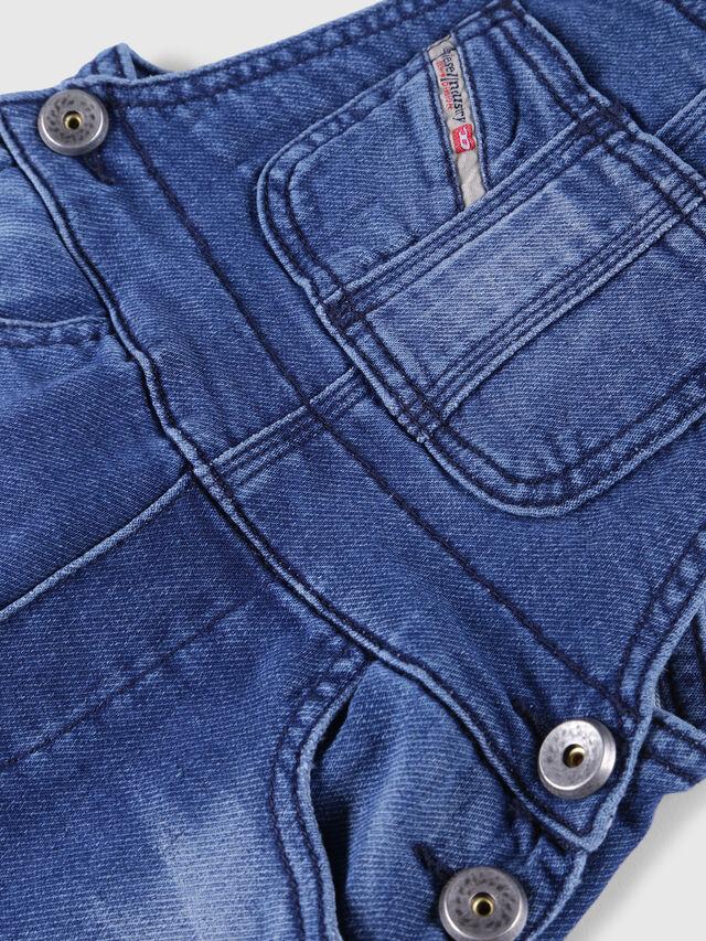 Diesel - PATHYB JOGGJEANS, Blue Jeans - Monos - Image 3