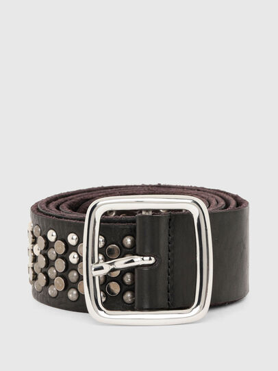 Diesel - B-PERF, Negro - Cinturones - Image 1