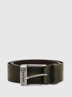 B-TOMBOLO, Verde Oscuro - Cinturones