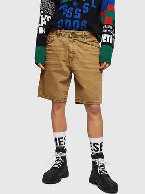 D-WILLOH, Marrón Claro - Shorts