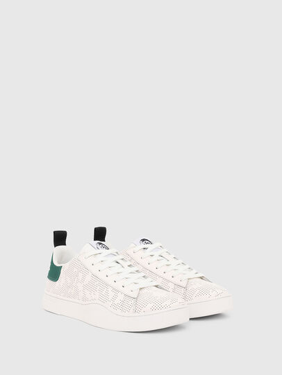 Diesel - S-CLEVER LOW LACE, Blanco - Sneakers - Image 2
