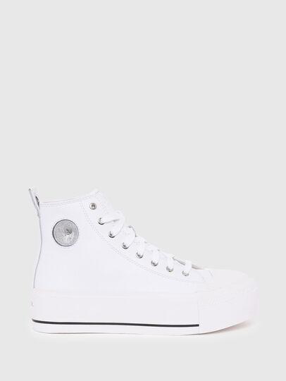 Diesel - S-ASTICO MC WEDGE, Blanco - Sneakers - Image 1