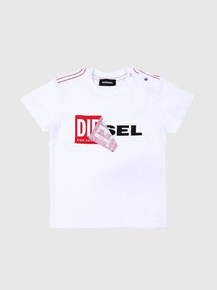 TOQUEB MC, Blanco - Camisetas y Tops