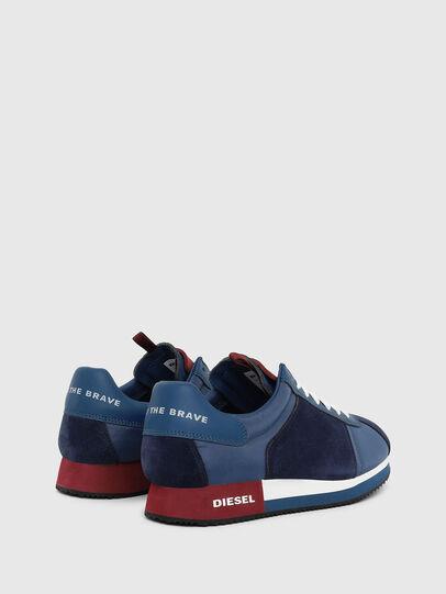 Diesel - S-PYAVE LC, Azul - Sneakers - Image 3