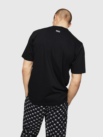 Diesel - T-JUST-BX1, Negro - Camisetas - Image 2