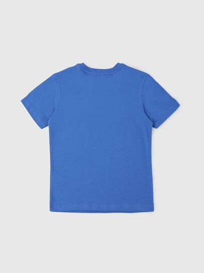 Diesel - TJUSTDIVISION, Cerúleo - Camisetas y Tops - Image 2