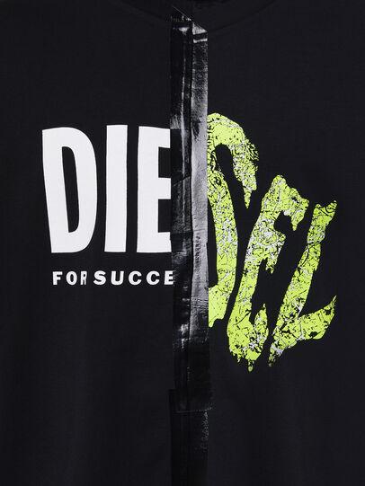 Diesel - T-JUBBLE-X2, Negro - Camisetas - Image 3