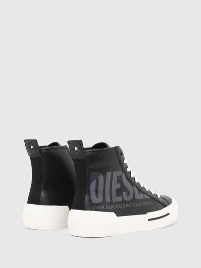 Diesel - S-DESE MID CUT W, Negro - Sneakers - Image 3