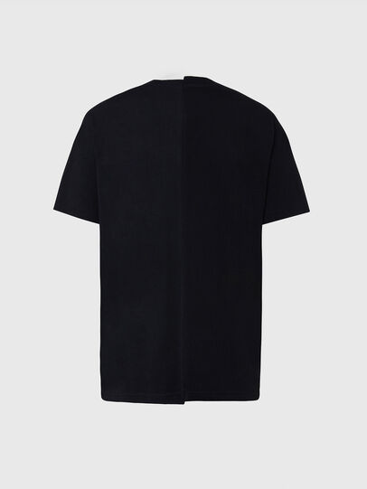 Diesel - T-JUBBLE-X2, Negro - Camisetas - Image 2