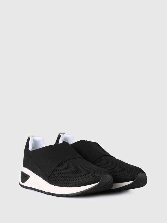 Diesel - S-KB ELASTIC, Negro - Sneakers - Image 2