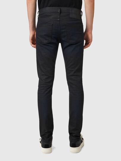 Diesel - D-Strukt JoggJeans® 069XN, Negro/Gris oscuro - Vaqueros - Image 2