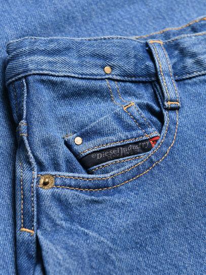 Diesel - D-IZZIER-J, Blue Jeans - Vaqueros - Image 3