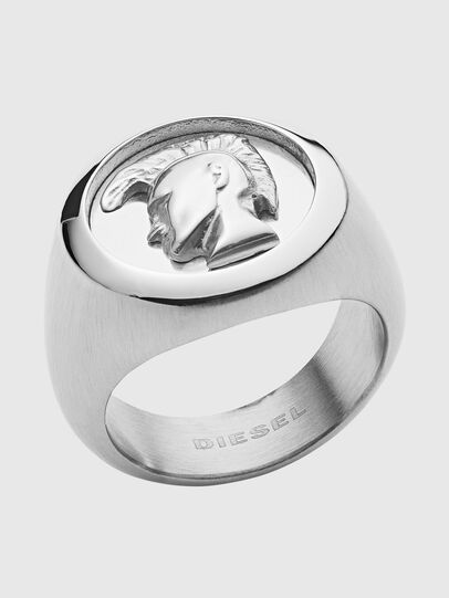 Diesel - DX1211, Plata - Anillos - Image 1