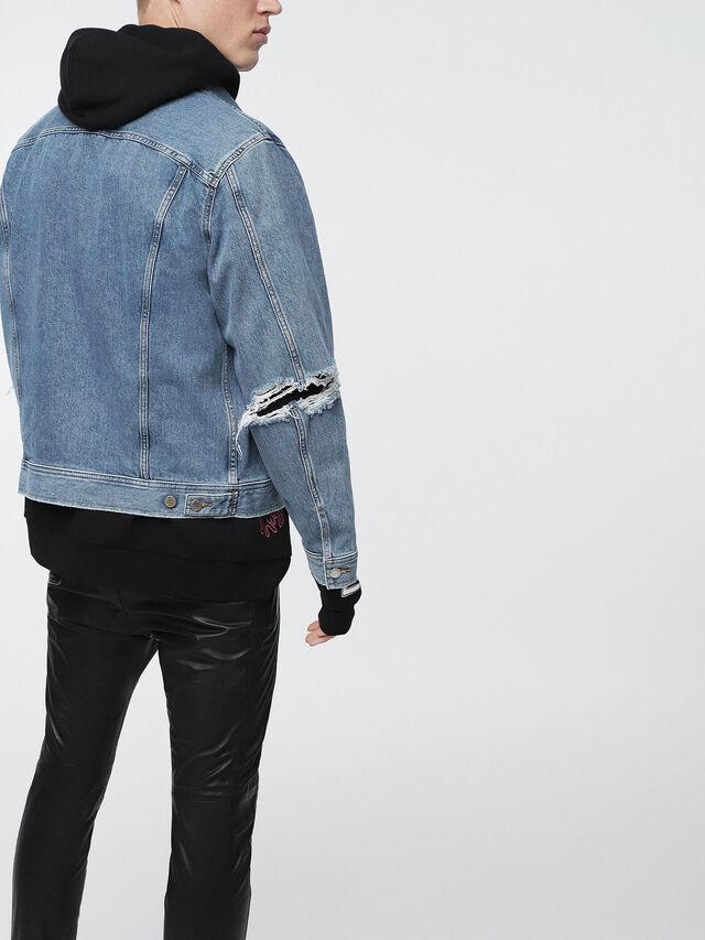Diesel - D-ROBYN, Blue Jeans - Chaquetas de denim - Image 2