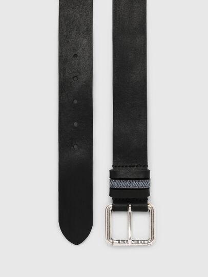 Diesel - B-DENOOP, Negro - Cinturones - Image 3