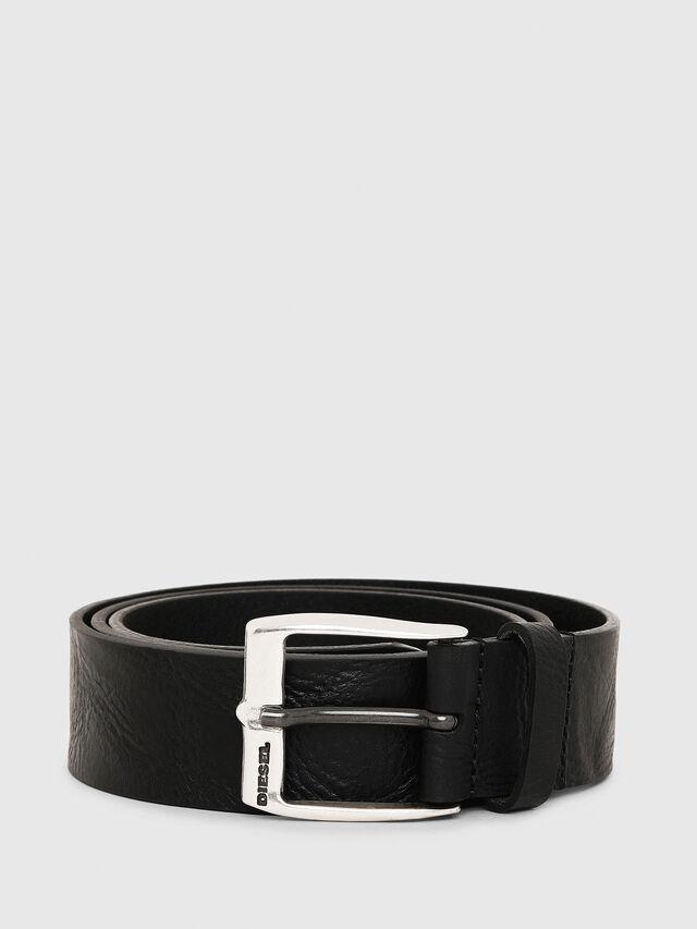 Diesel B-WHYZ, Negro - Cinturones - Image 1