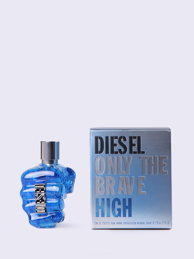 ONLY THE BRAVE HIGH  75ML, Azul