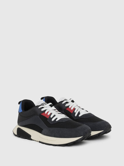 Diesel - S-TYCHE LOW CUT, Azul Oscuro - Sneakers - Image 2