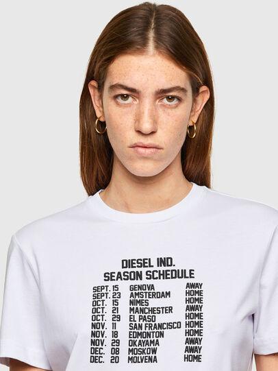 Diesel - T-DIEGOS-A11, Blanco - Camisetas - Image 3