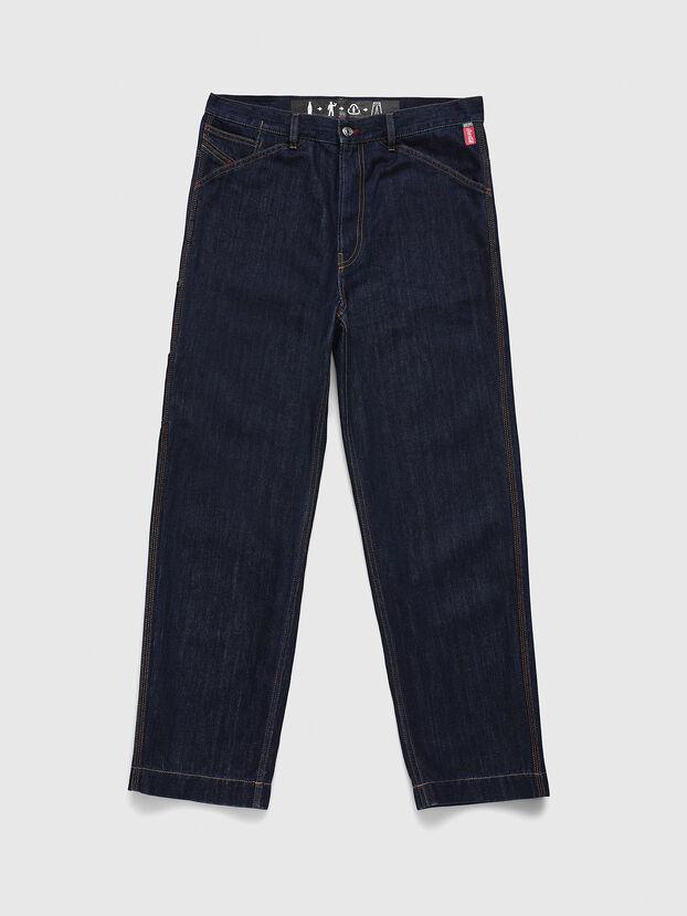 CC-D-FRANK, Azul Oscuro - Pantalones