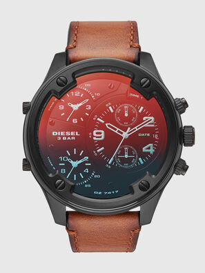 DZ7417, Marrón/Negro - Relojes