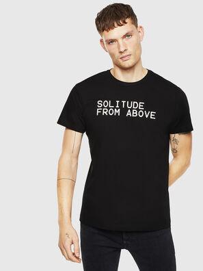 T-DIEGO-J13, Negro - Camisetas