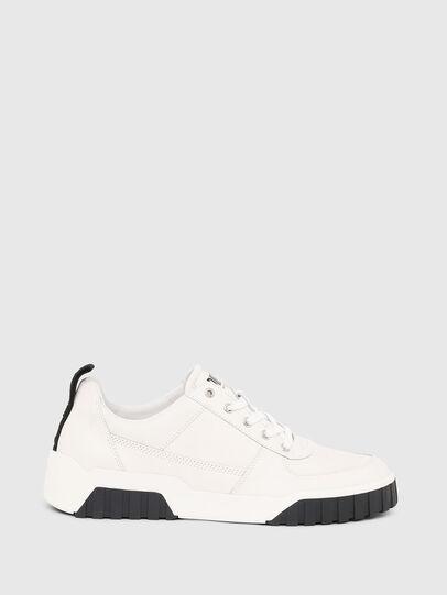 Diesel - S-RUA LOW, Blanco - Sneakers - Image 1