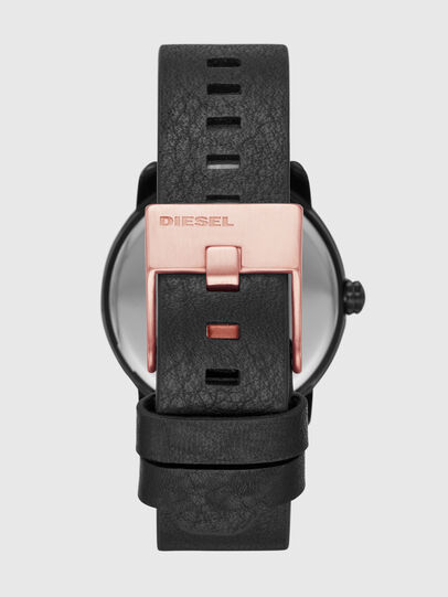 Diesel - DZ5598, Negro - Relojes - Image 3
