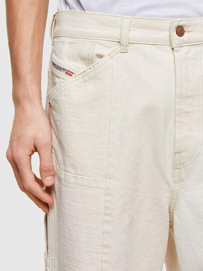 Diesel - D-FRAN-SP1, Blanco - Pantalones - Image 3